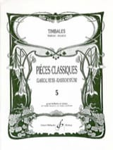 - Classic Parts Volume 5 - Sheet Music - di-arezzo.com