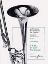 Jean Douay - ABC du Jeune Tromboniste Volume 2 - Partition - di-arezzo.fr