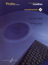 24 Etudes Caprices Volume 1 Pierre-Max Dubois laflutedepan.com