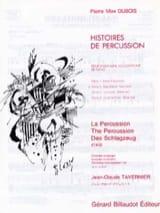 Pierre-Max Dubois - Stories of Percussion Volume 2 - Waltz Booster - Sheet Music - di-arezzo.co.uk