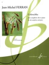 Celiouchka - Jean-Michel Ferran - Partition - laflutedepan.com