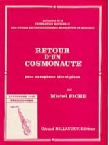 Michel Fiche - Return of a cosmonaut - Sheet Music - di-arezzo.co.uk