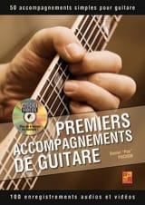 Premiers Accompagnements De Guitare Daniel