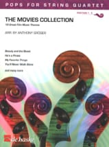 The Movies Collection - Pops for String Quartet laflutedepan