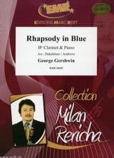 George Gershwin - Rhapsody in blue - Sheet Music - di-arezzo.com
