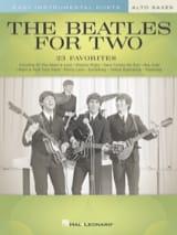 The Beatles for Two Alto Saxes The Beatles Partition laflutedepan.com