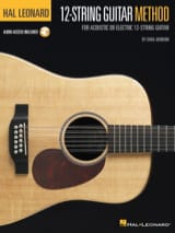 Hal Leonard 12-String Guitar Method Chad Johnson laflutedepan