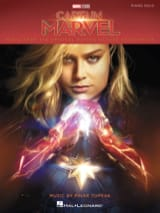 Marvel Studios - Captain Marvel - Musique du Film - Partition - di-arezzo.fr