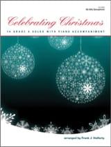 Celebrating Christmas Noël Partition Saxophone - laflutedepan.com