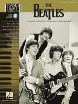 Piano Duet Play-Along Volume 4 - The Beatles BEATLES laflutedepan.com