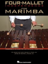 Four-Mallet Independence For Marimba Partition laflutedepan