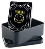 Nirvana Playing Cards - Smiley Logo Jeu Musical laflutedepan