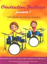 Eric Thiévon - Generation Juniors Battery! - Sheet Music - di-arezzo.co.uk