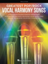 Greatest Pop/Rock Vocal Harmony Songs Partition laflutedepan.com