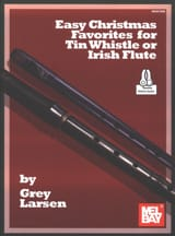 Noël - Easy Christmas Favorites for Tin Whistle Gold Irish Flute - Sheet Music - di-arezzo.co.uk