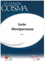Vladimir Cosma - Montaparnasse Suite - Sheet Music - di-arezzo.co.uk