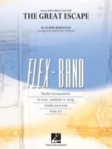The Great Escape (March) - FlexBand Elmer Bernstein laflutedepan