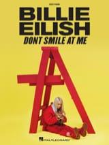 Billie Eilish - Lächle mich nicht an - Easy Piano - Noten - di-arezzo.de