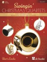 Bert Lochs - Swingin 'Christmas Quartets - Sheet Music - di-arezzo.co.uk