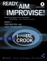Hal Crook - Ready, Aim, Improvise! - Volume 1 - Sheet Music - di-arezzo.co.uk