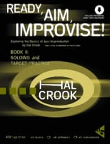 Hal Crook - Ready, Aim, Improvise! - Volume 2 - Sheet Music - di-arezzo.com