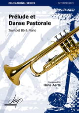 Prelude et Danse Pastorale Hans Aerts Partition laflutedepan