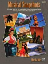 Martha Mier - Musical Snapshots book 3 - Sheet Music - di-arezzo.co.uk