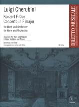 Luigi Chérubini - Concerto In F Major - Sheet Music - di-arezzo.co.uk