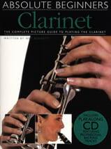 Absolute Beginners - Clarinet Ned Bennett Partition laflutedepan
