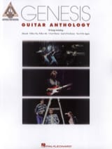 Genesis - Genesis Guitar Anthology - Partition - di-arezzo.fr