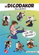- El DICODAKOR para guitarra - Partitura - di-arezzo.es