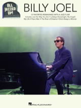 Billy Joel - Billy Joel - All Jazzed Up! - Sheet Music - di-arezzo.com