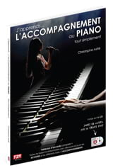 Christophe Astié - I am learning ... THE PIANO ACCOMPANIMENT simply - Sheet Music - di-arezzo.co.uk