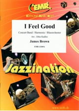 I Feel Good James Brown Partition ENSEMBLES - laflutedepan