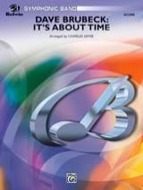 Dave Brubeck: It's About Time - Conducteur Dave Brubeck laflutedepan