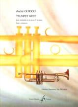 Trumpet West André Guigou Partition Trompette - laflutedepan.com