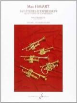 Max Havart - 167 Expression Studies Volume 2 - Sheet Music - di-arezzo.com