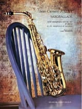 Jean-Clément Jollet - Saxoballade - Sheet Music - di-arezzo.co.uk