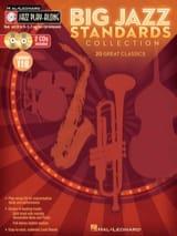 Jazz Play-Along Volume 118 - Big Jazz Standards Collection laflutedepan.com