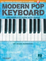 Mark Harrison - Modern Pop Keyboard - The Complete Guide with Audio - Sheet Music - di-arezzo.co.uk