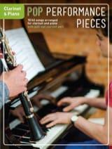 Pop Performance Pieces - Clarinet And Piano laflutedepan.com