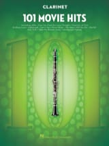 101 Movie Hits For Clarinet - Partition - laflutedepan.com