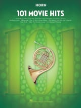 101 Movie Hits For Horn - Partition - Cor - laflutedepan.com