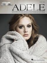 Adele - Strum & Sing Adele Partition laflutedepan.com