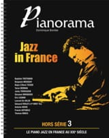 Pianorama Jazz in France Partition Jazz - laflutedepan.com