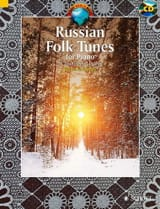 Russian Folk Tunes for Piano - Traditionnel Russe - laflutedepan.com