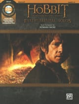 The Hobbit - The Motion Picture Trilogy Instrumental Solos-MP3 - laflutedepan.com