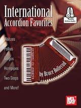 International Accordion Favorites, avec contenu audio téléchargeable laflutedepan.com