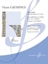 Air Varié original pour ophicléide) Victor Caussinus laflutedepan.com