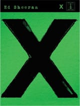 Ed Sheeran - X Guitar Version - Sheet Music - di-arezzo.com